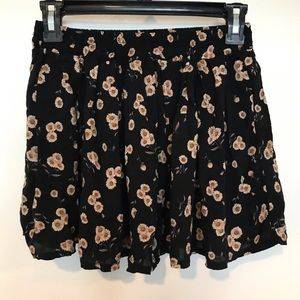 Brandy Sun Flower Skirt